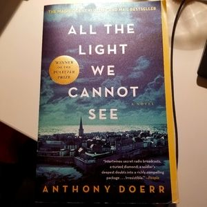 BOOKS - All the light we cannot see
